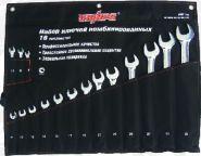 OMT16S Набор комбинированных ключей 8-32 мм OMBRA, 16 предметов