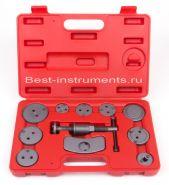 ATE-4087A Набор инструмента для развода поршней тормозных цилиндров Licota