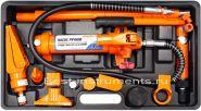 OHT948M Набор гидравлического инструмента для кузовного ремонта OMBRA 4 т. 17предметов